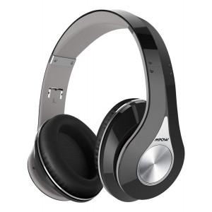 MPOW bluetooth headphones 059, 40mm, wireless & wired, γκρι MPBH059AH