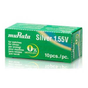 MURATA Μπαταρία λιθίου για ρολόγια SR920SW, 1.55V, No371, 10τμχ MR-SR920SW
