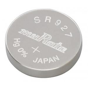 MURATA Μπαταρία λιθίου για ρολόγια SR927, 1.55V, No395/399, 10τμχ MR-SR927