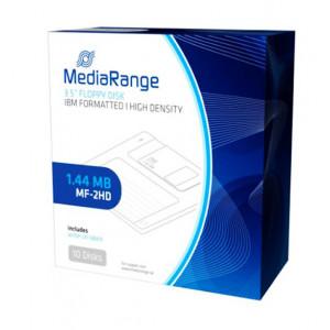 MEDIARANGE Floppy disk MF-2HD 3.5 1.44ΜΒ, 10τμχ MR200-02