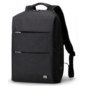 MARK RYDEN τσάντα πλάτης MR5911, με θήκη laptop 15.6, 22L, μαύρη MR5911-00