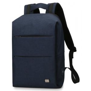 MARK RYDEN τσάντα πλάτης MR5911, με θήκη laptop 15.6, 22L, μπλε MR5911-06