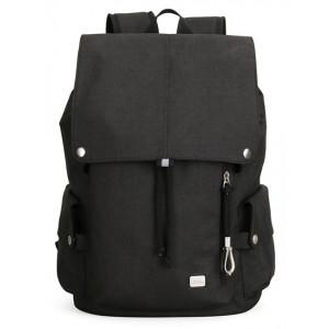 MARK RYDEN τσάντα πλάτης MR5923, με θήκη laptop 15.6, 16L, μαύρη MR5923-00