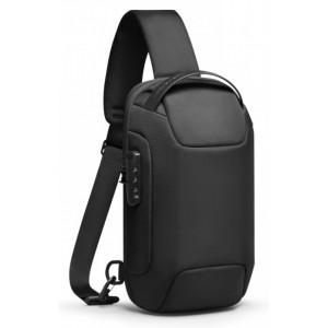 MARK RYDEN τσάντα crossbody MR7116, θήκη tablet 9.7, αδιάβροχη, μαύρη MR7116-00