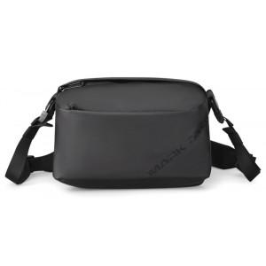 MARK RYDEN τσάντα ώμου MR8616, με θήκη tablet 7.9, 4L, αδιάβροχη, μαύρη MR8616-00