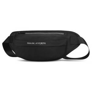 MARK RYDEN τσάντα μέσης MR8789XK, αδιάβροχη, 1.7L, μαύρη MR8789XK-00