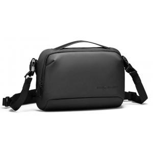 MARK RYDEN τσάντα ώμου MR8909, με θήκη tablet 11, 4L, μαύρη MR8909-00