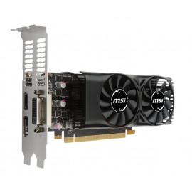 MSI VGA GeForce GTX 1050 Ti, 4GB GDDR5, Dual fans, DirectX 12, 128bit, LP MSI-GTX1050TI-4GTLP