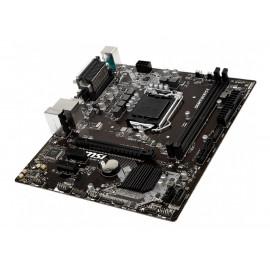 MSI Μητρική H310M PRO-VL, 2x DDR4, s1151, USB 3.1, mATX MSI-H310MPROVL