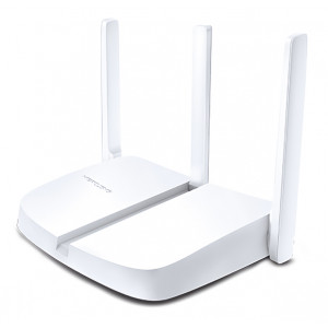 MERCUSYS Wireless N Router MW305R, 300Mbps, 4x 10/100Mbps, Ver. 2 MW305R