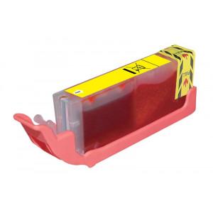 Συμβατό InkJet για Canon, 581XXL, 12.2ml, Yellow NC-00581XXLY