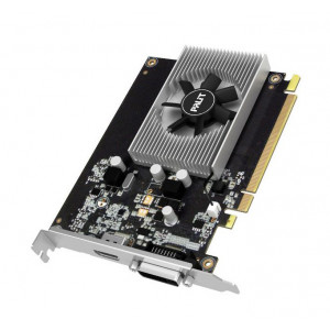 PALIT VGA GeForce GT1030, NE5103000646-1080F, GDDR5 2048MB, 64bit NE5103000646-1080F