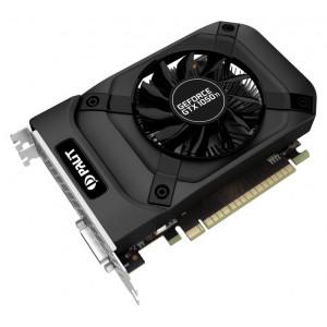 PALIT VGA GeForce 1050 Ti StormX NE5105T018G1-1076F, DDR5 4GB, 128bit NE5105T018G1-1076F