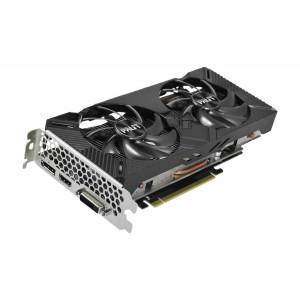 PALIT VGA GeForce GTX1660 Dual OC NE51660S18J9-1161A, GDDR5 6GB, 192bit NE51660S18J9-1161A