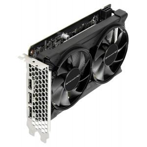 GAINWARD VGA GeForce GTX 1650 D6 Ghost OC NE61650S1BG1, GDDR6 4GB 128bit NE61650S1BG1-166D