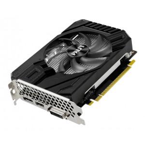 PALIT VGA GeForce GTX 1650 StormX OC NE61650U18G1-166F, DDR6 4GB, 128bit NE61650U18G1-166F