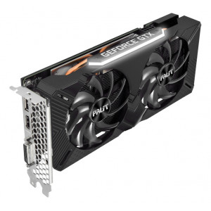 PALIT VGA GeForce GTX 1660 Super GP NE6166S018J9-1160A, DDR6 6GB, 192bit NE6166S018J9-1160A
