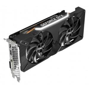 PALIT VGA GeForce GTX 1660 Ti Dual NE6166T018J9, DDR6 6GB, 192bit NE6166T018J9-1160A