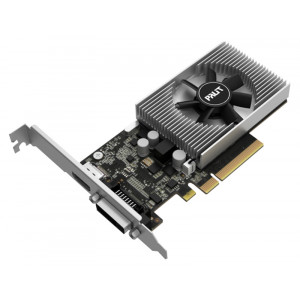 PALIT VGA GeForce GT 1030 NEC103000646-1082F, DDR4 2GB, 64bit NEC103000646-1082F
