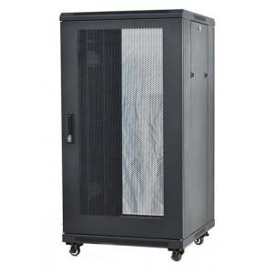 POWERTECH καμπίνα rack 19 NETW-0002, 600 x 800 x 1166mm, 22U NETW-0002