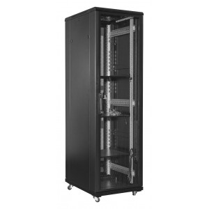 POWERTECH καμπίνα rack 19 NETW-0003, 800 x 800 x 2055mm, 42U NETW-0003