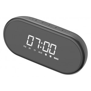BASEUS ξυπνητήρι ENCOK NGE09-01, Bluetooth 4.2, 1500mAh, μαύρο NGE09-01