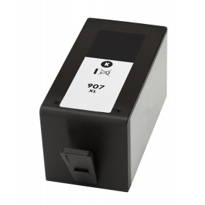 Συμβατο Inkjet για HP 907 XL, 37ml, 1.5K, Black NH-R00907XLBK