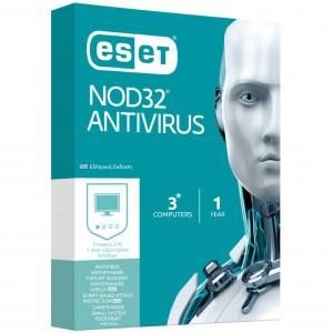 Eset NOD32 Antivirus, 3 αδειες χρησης NOD32A7