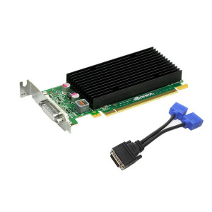 NVIDIA used VGA Quadro NVS 300, 512 MB GDDR3, 64-bit, Low Profile NVS300