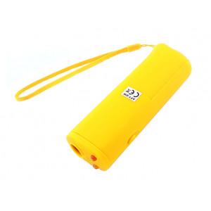 Συσκευή υπερήχων για απομάκρυνση & εκπαίδευση σκύλων OD11, LED, κίτρινο OD11