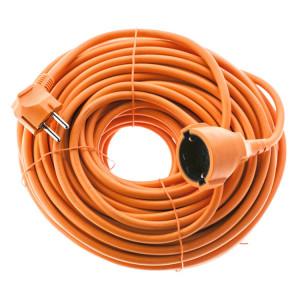 EMOS Μπαλαντέζα schuko P01240R, PVC, 16A, 40m, πορτοκαλί P01240R