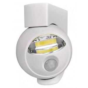 EMOS LED φωτιστικό νυκτός P3311, με αισθητήρα φωτός & κίνησης, λευκό P3311