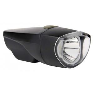 EMOS εμπρόσθιο φως ποδηλάτου P3915, 1W 40lm, 80m, μαύρο P3915