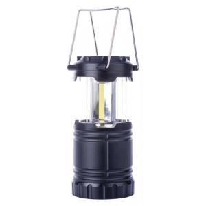 EMOS LED φορητό φωτιστικό camping P4006, 300lm, μαύρος P4006