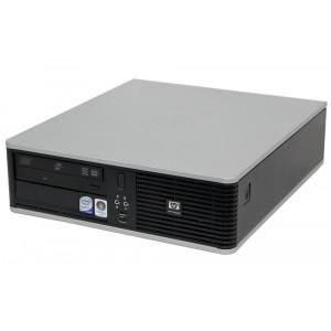 HP SQR Η/Υ DC7900 SFF, C2D E8400, 4GB, 160GB HDD, Βαμμενο PC-057-RF