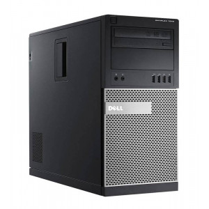 DELL PC 7010 MT, i5-3550, 4GB, 250GB HDD, DVD, REF SQR PC-1011-SQR