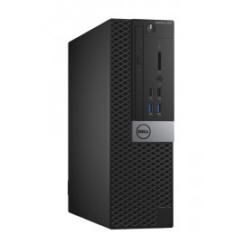DELL PC 3040 SFF, i5-6500T, 4GB, 250GB HDD, REF SQR PC-1034-SQR