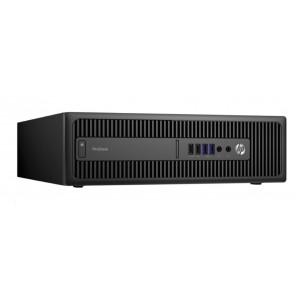 HP ProDesk 800 G2  SFF, i5-6400T, 8GB, 500GB HDD, REF SQR PC-1216-SQR