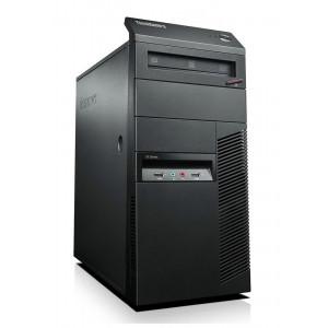 LENOVO PC M91P MT, i5-2400, 4GB, 250GB HDD, DVD, REF SQR PC-1237-SQR