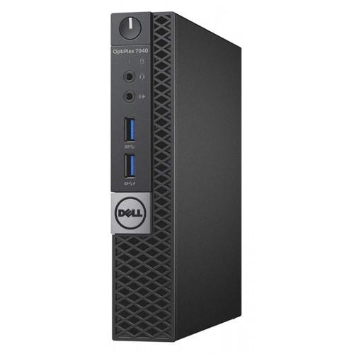 DELL PC 7040 MFF, i5-6500T, 8GB, 500GB HDD, REF SQR PC-1383-SQR