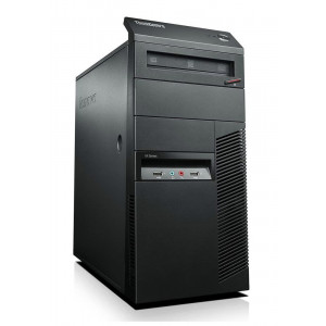LENOVO SQR H/Y M91p MT, i3-2120, 4GB, 250GB HDD, DVD-RW, Βαμμένο PC-251-SQR