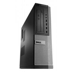 DELL SQR Η/Υ 9010 DT, i5-3475s, 4GB, 320GB HDD, DVD-RW, Βαμμένο PC-258-SQR