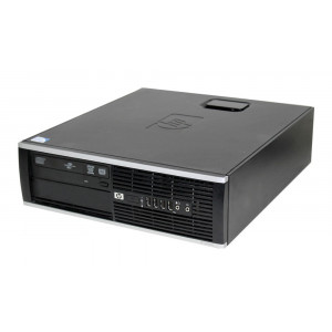 HP SQR PC 6005 Pro SFF, Phenom II X3 B75, 4GB, 250GB HDD, DVD, Βαμμένο PC-295-SQR