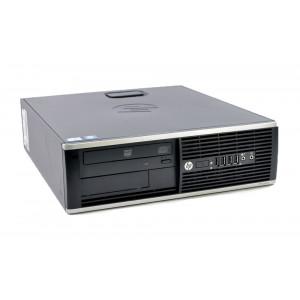 HP SQR PC 8300 Elite SFF, i5-3470, 4GB, 500GB HDD, DVD, Βαμμενο PC-310-SQR