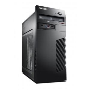 LENOVO SQR PC M70e MT, E8400, 4GB, 160GB HDD, DVD, Βαμμένο PC-402-SQR