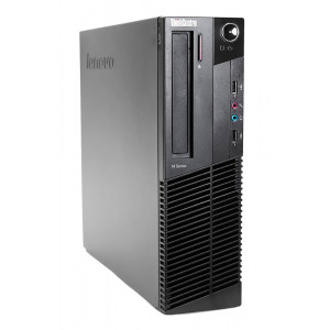 LENOVO SQR PC M82 SFF, i5-3470, 4GB, 500GB HDD, DVD, Βαμμένο PC-418-SQR