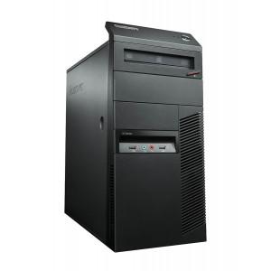 LENOVO SQR PC M81 MT, i5-2400, 4GB, 320GB HDD, DVD, Βαμμένο PC-595-SQR