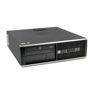 HP SQR PC 8300 Elite SFF, i5-3470, 4GB, 250GB HDD, DVD, Βαμμένο PC-609-SQR