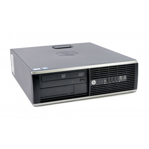 HP PC 8300 SFF, i5-3470, 4GB, 500GB HDD, DVD-RW, REF SQR PC-675-SQR