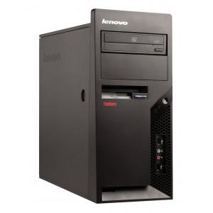 LENOVO PC M58 MT, E8400, 4GB, 250GB HDD, DVD, REF SQR PC-681-SQR